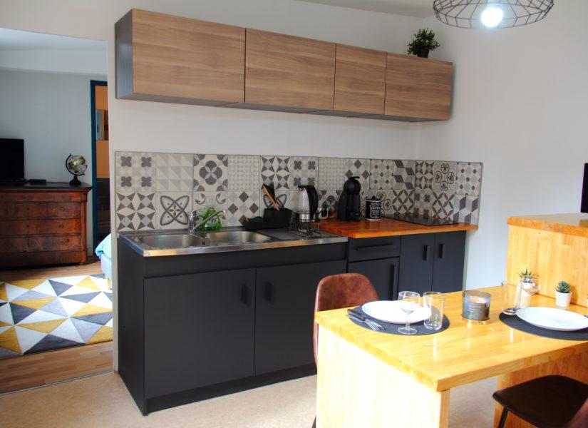Tudelle T1 etage N4 cuisine 4